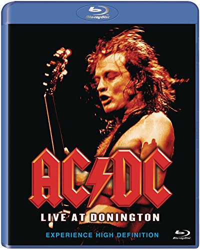 : AC/DC - Live at Donington [Blu-ray] (Blu-ray)