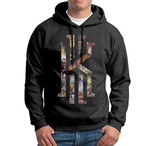 Labexor Men's 2# Basketball Player Sweater Size XL Black (80's Basketball Player Costume)