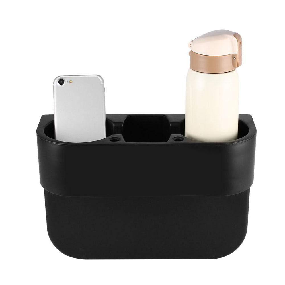 AITOCO Multifunzione Car Auto Seat Organizer laterale Telefono portatile Van Mount Buco di stoccaggio Borraccia Pu/ò tazza Mug Mount Holder Stand