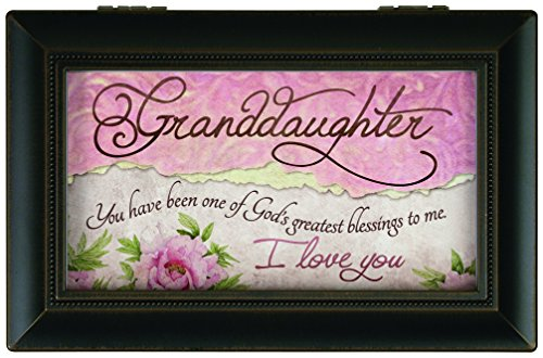 Carson Home Accents Music Box, Granddaughter