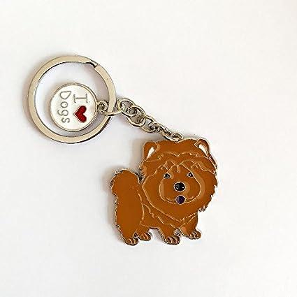 yuanhoo mascota perro clave cadena colgantes clave hebilla ...