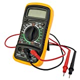 Digital Voltmeter Ammeter Ohmmeter Multimeter Volt AC DC Tester Meter ABS+PVC Useful Product
