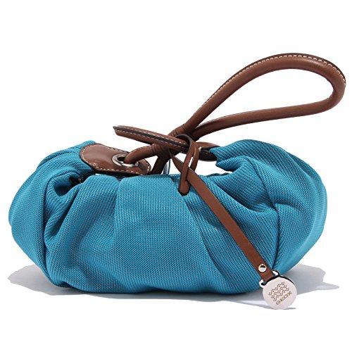 6187u Turchese Geox Small Borsa Handbag Respira Pochette Donna Woman gvAxqaFv