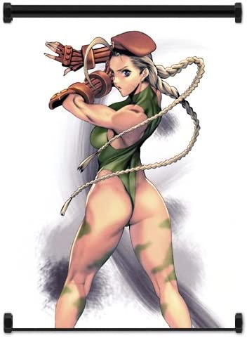 Sexy Cammy Street Fighter