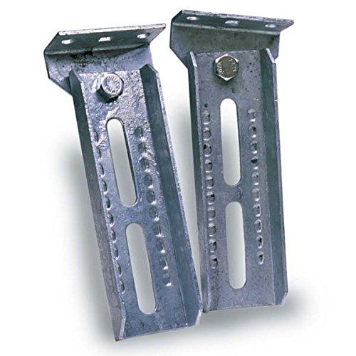 (Tie Down Engineering 81220 Bolster Brackets 12In W/Swivel)