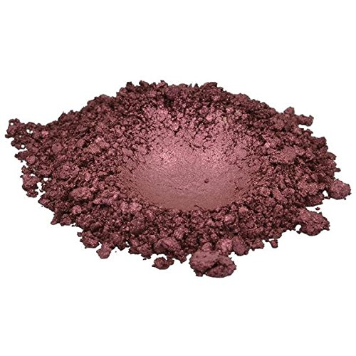 Deep Russet/Red/Brown Luxury Mica Colorant Pigment Powder Co