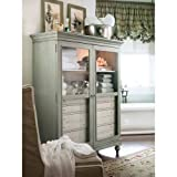 Paula Deen Home The Bag Lady's Cabinet, Spanish Moss
