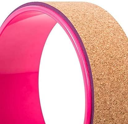 JAP Sports - Rueda de Yoga – Yoga Wheel - [Serie Pro] La Rueda Dharma Yoga Propor Strongest & Most Comfortable, Accesorio Estirar y Mejorar los ...
