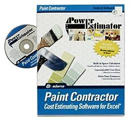 Adams PowerEstimator: Paint Contractor\'s Estimating Software, CD-ROM (ALB504SW)