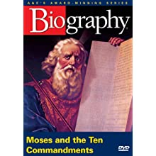 Biography - Moses and the Ten Commandments (2005)