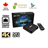 M8S+ M8S PLUS Android TV Box KODI Amlogic S812 Quad Core 2gb 4K 5.1 Lollipop Streaming Media Player Octa Core Gpu