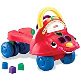 Fisher Price - Laugh & Learn™ Stride-to-Ride Learning Walker™