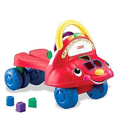 Fisher Price - Laugh & Learn8482; Stride-to-Ride Learning ...
