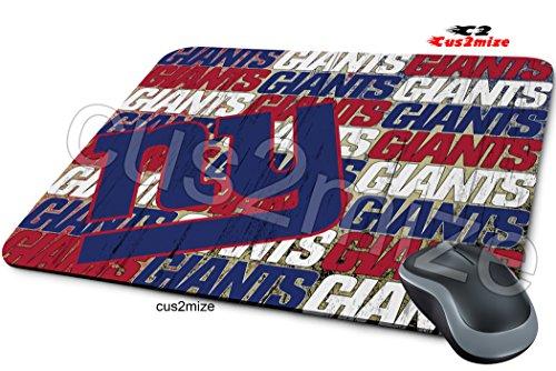 new york giants mousepad - 2