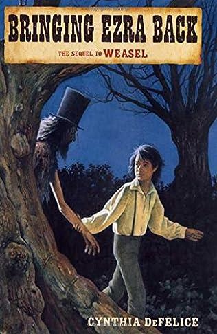 book cover of Bringing Ezra Back