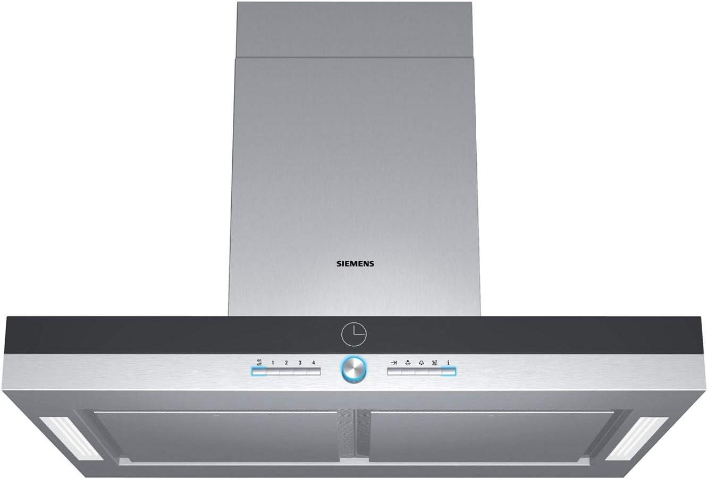 Siemens LF959BL90B IQ-700 - Campana extractora (acero inoxidable): Amazon.es: Grandes electrodomésticos