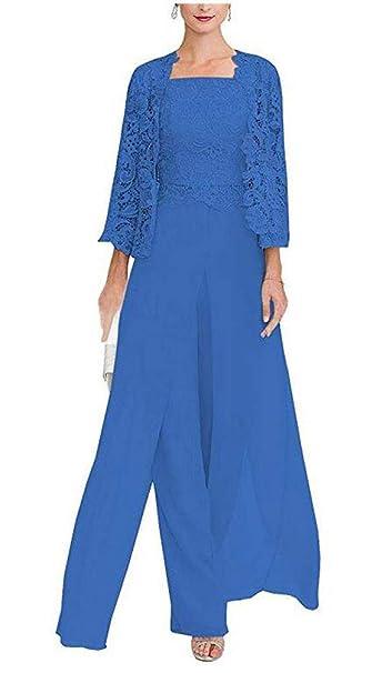 Amazon.com: Vestido de gasa para mujer de 3 piezas, para ...
