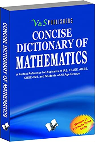 Buy Concise Dictionary Of Mathematics Terms And Symbols Frequently