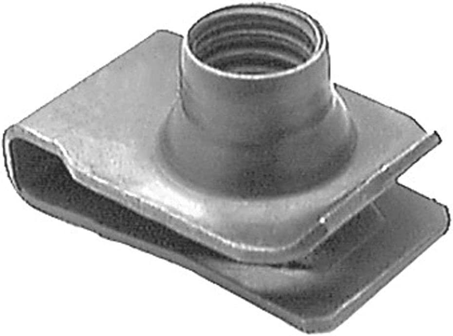 The Hillman Group 58463 M8 Metric Extruded U-Nut 20-Pack