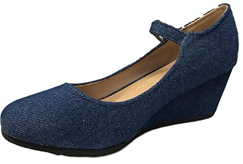 05 Mary Janes (Forever Link Womens Patricia-05)
