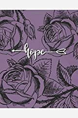 Hope: Audacious Notebook Paperback