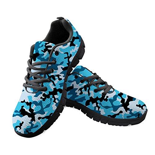 de Camouflage 3 Running HUGS pour C120BAQ Chaussures Y Homme IDEA 7wqa68aI4n