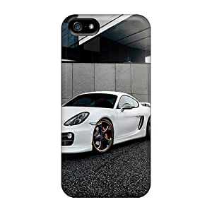 Kristyjoy99 Cases Covers Protector Specially Made For Iphone 5/5s Techart Porsche Cayman 2014