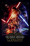 Star Wars Episode 7 VII The Force Awakens Official One Sheet Poster Maxi - 91.5 x 61cms (36 x 24 Inches)