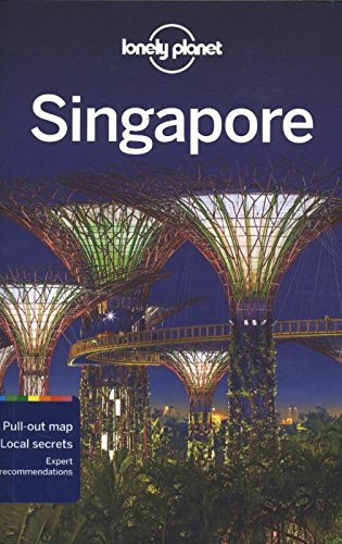 Lonely Planet Singapore (Travel Guide) Paperback – March 1, 2015 - used good condition