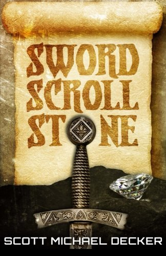 Sword Scroll Stone - Scroll Star