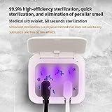 UV Toothbrush Sterilizer Portable USB Recharged