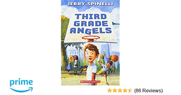 Third grade angels jerry spinelli 9780545500753 amazon books fandeluxe Gallery