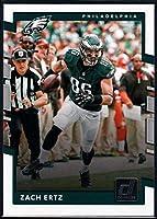 2017 Donruss #122 Zach Ertz Philadelphia Eagles Football Card