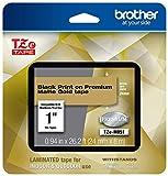 Brother P-touch TZe-M851 Black Print on Premium