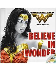 Wonder Woman Calendar 2022 -- Deluxe 2022 Wonder Woman Mini Calendar Bundle with Over 100 Calendar Stickers (Wonder Woman Gifts, Office Supplies)