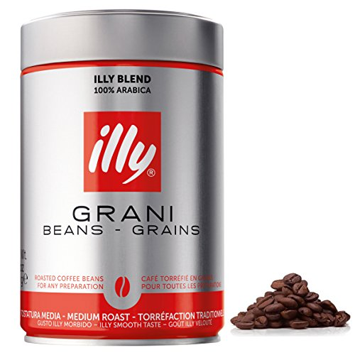espresso beans illy - 1