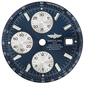 Breitling Crosswind Racing C597 32mm Blue Dial for 42mm Men's Watch