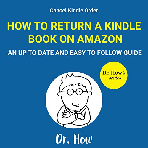 Cancel Kindle Order: How to Return a Kindle Book on Amazon