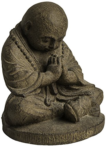 Repose ST10203452 Bowing Monk Outdoor Statues