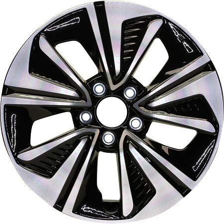 New 17 inch Replacement Alloy Wheel Rim compatible with Honda Civic 2016-2019