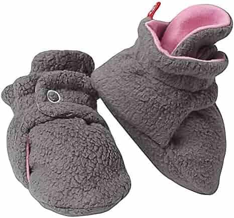 Zutano Unisex-Baby Newborn Cozie Fleece Bootie