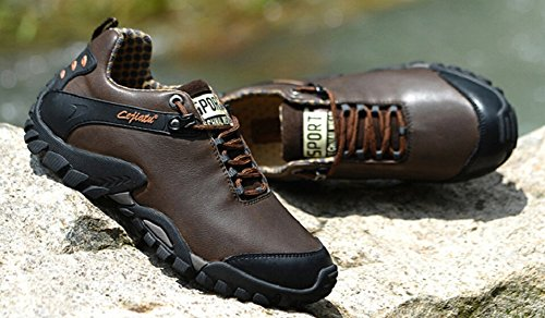 Shoes Couple Outdoor JiYe Women's Shoes Running Shoes Hiking Coffee Climbing Men's Tx56qqHw