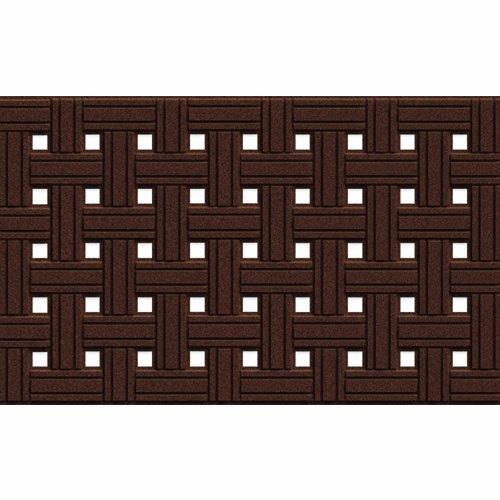 Ruff N Tuff Utility Door Mat, 18 Inch By 30 Inch, Weave