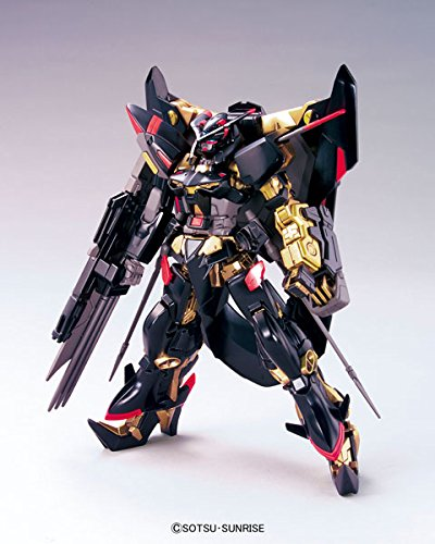 HG 1/144 Gundam Astray Gold Frame Amatsu Mina Plastic Model ()