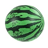"""Water & Wood Children Beach Summer Party Inflatable PVC Watermelon Ball Toy 6.7"""""""
