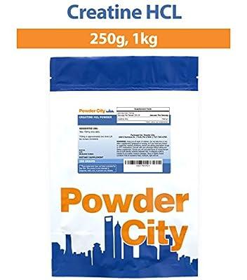 Powder City Creatine HCL Powder