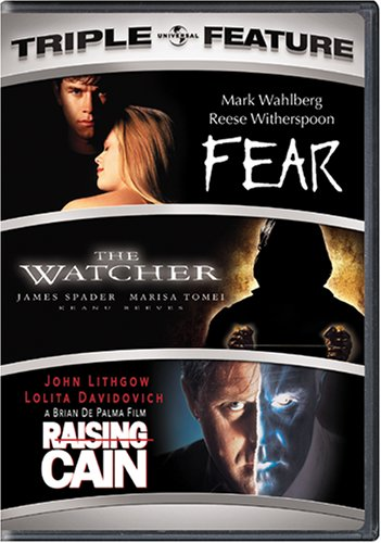 - Fear / The Watcher / Raising Cain (Triple Feature)