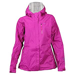 Women S Paradox Waterproof Rain Jacket Pink Small