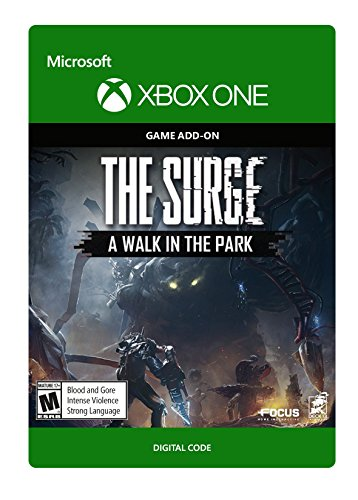 The Surge: A Walk in the Park - Xbox One [Digital Code] by Focus Home Interactive