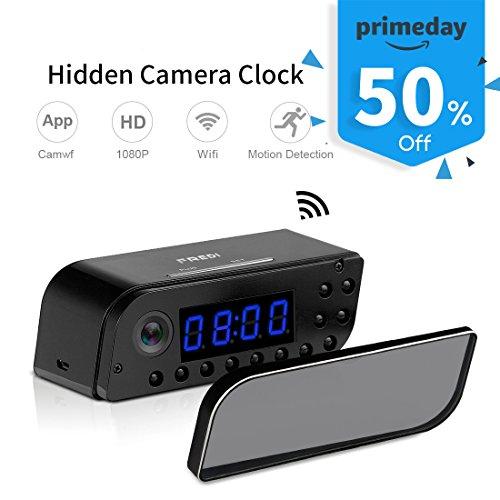 Spy Camcorder Clock - 6